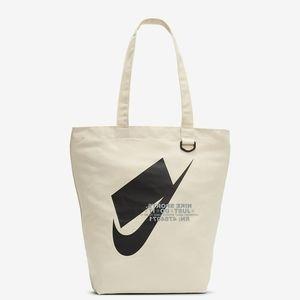 Nike  Unisex Heritage tote bag natural